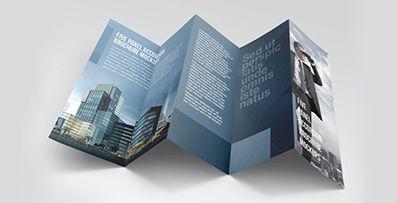 Brochure Printing with Orient Printing Press in Dubai