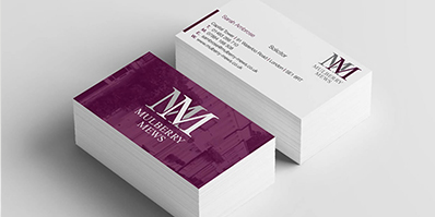 Business Card Printing with Orient Printing Press in Dubai