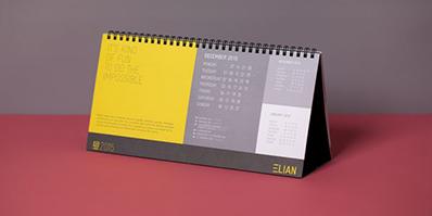 Calendar Printing with Orient Printing Press in Dubai