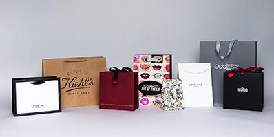 Paper Bag Printing with Orient Printing Press in Dubai